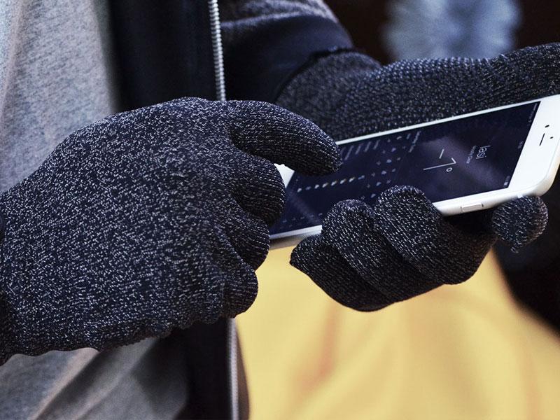 γαντια για smartphone