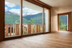 Ξύλινα συρόμενα παράθυρα