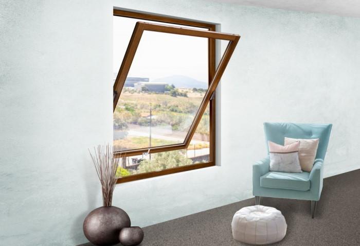 Περιστρεφόμενο παράθυρο Danelis