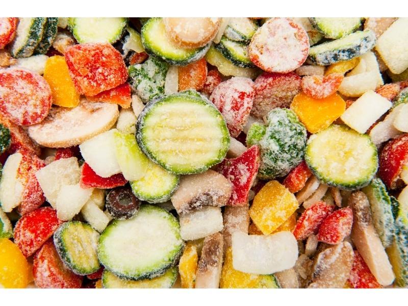 Παγωμένα λαχανικά