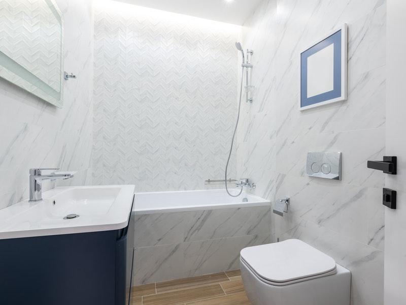 Διαρύθμιση μπάνιου