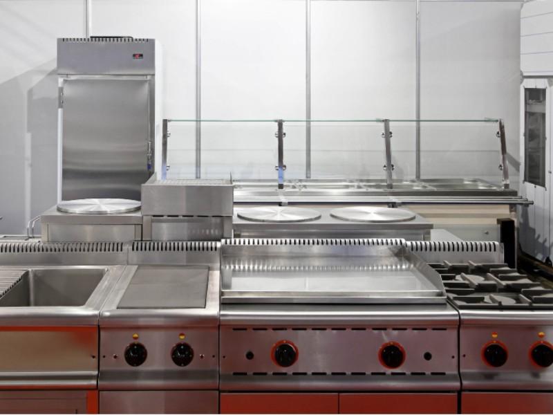 Εσωτερικού Κουζίνας Εστιατορίου